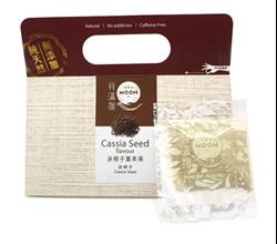 Zen Moon Herbal Tea Cassia Seed Flavor