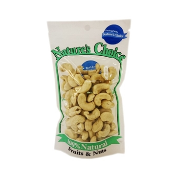 Picture of Nature's Choice Original Unsalted Cashew Nuts (110g)