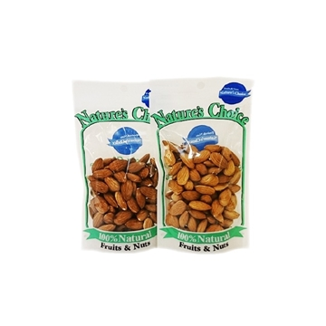 Picture of Nature's Choice Unsalted Almonds (110g)