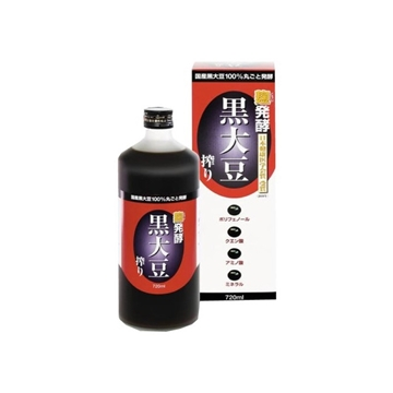 Picture of Black Soy Fermented Drink 720ml