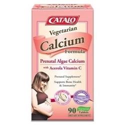 CATALO 天然孕钙C® 90粒