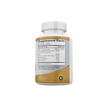 Picture of Qivaro Advanced C-1000 Pro Health 100 tablets