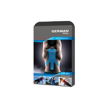 Picture of German Pool FIR-SK1 Far Infrared Sports Series