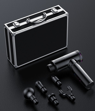 Picture of LOHAS - Silent Deep Muscle Massage Gun (Light version) (with metal carrying case)