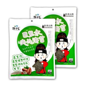 Picture of Kings Health Food Almond Seaweed Crisp x 10pcs