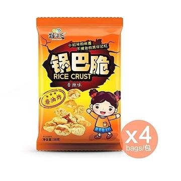 圖片 勁家莊 鍋巴脆 (香辣味) x 4包