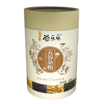 Picture of Kings Health Food Coix Seed & Almond Cereal Powder (500g)