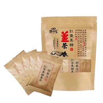 图片 劲家庄 红枣黑糖姜茶 115克 (袋装)