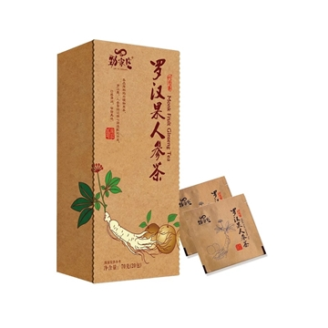 Picture of Kings Health Food Monk Fruit Ginseng Tea (70g)