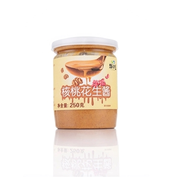 Picture of Kings Health Food Walnut Peanut Paste (250g)