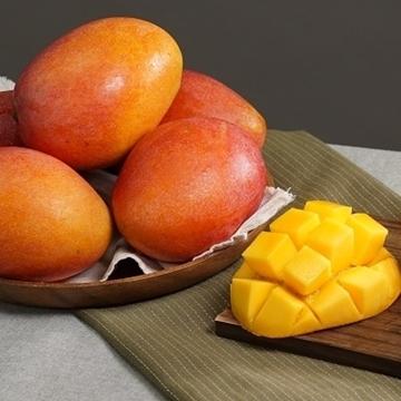 Picture of Dr. Fruits Taiwan Pingtung Fangshan Mango 5kg Medium Size