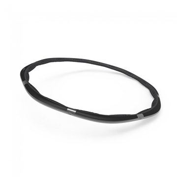 Picture of Virfit Vhoop Combo Smart Weighted Fitness Hula Hoop (Black)