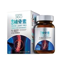 ASANA 360 补骨素 速效蛋白SOD酵素 关节修补松松配方 (90粒装)