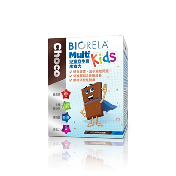 Picture of Biorela Multikids 30's