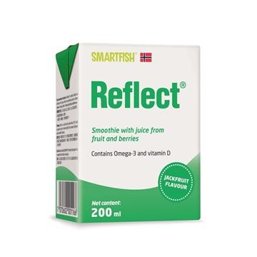 圖片 Smartfish Reflect Omega-3營養果汁 200ml x 6包