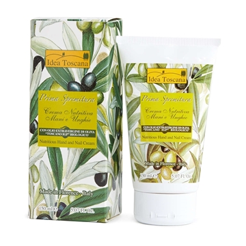 Picture of Idea Toscana Nourishing Hand & Nail Cream 150ml