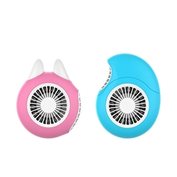OUTLINES turbo fan small handheld USB charging