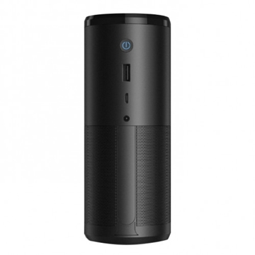 Picture of LOHAS - Airfresh AF8 High efficiency anion air purifier (Black)