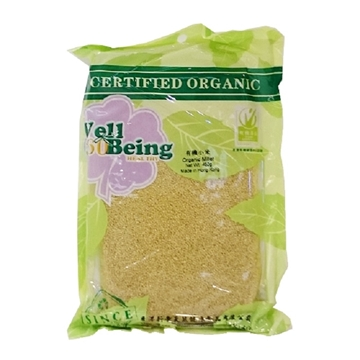 Picture of Wellbeing360 Organic Millet 1lb