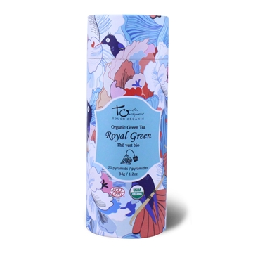 Picture of Touch Organic Royal Green Tea 20 Bags