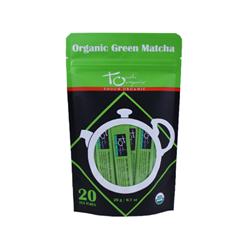 Touch Organic Matcha Green Tea 20 Bags