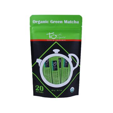 图片 Touch Organic 有机抹茶 20包