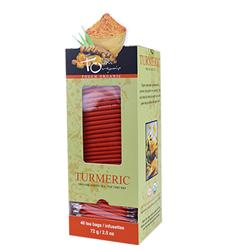 Touch Organic Termuric Green Tea 72g