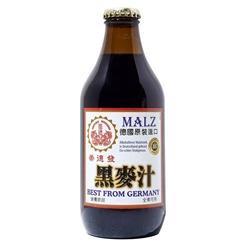 崇德發 黑麥汁 330ml
