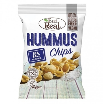 Picture of Eat Real Hummus Chips 45g