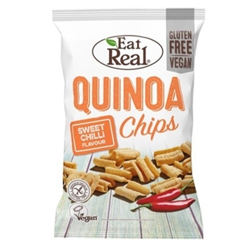 Picture of Eat Real Quinoa Chips Sweet Chilli Flavour 30g