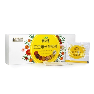 Picture of Red Adlay & Gorgon Nut Tea