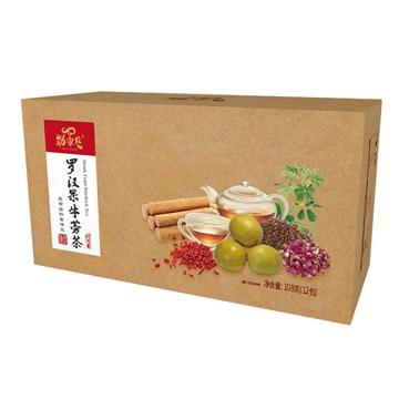 圖片 勁家莊 羅漢果牛蒡茶