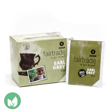 Picture of Oxfam Fairtrade Organic Earl Grey Tea 36g