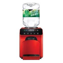 屈臣氏 家居水机 - Wats-Touch冷热水机 + 8公升家庭装蒸馏水 x 12樽(电子水券)