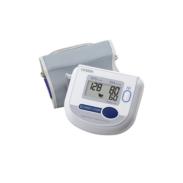 Picture of CITIZEN Upper arm type Blood Pressure Monitor CH453 (Black)