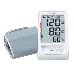 CITIZEN 电子血压计 CH456 (手上臂式)