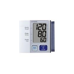 CITIZEN Wrist type Blood Pressure Monitor CH657 (Black)