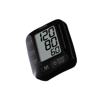 Picture of CITIZEN Wrist type Blood Pressure Monitor CH650 (Black)