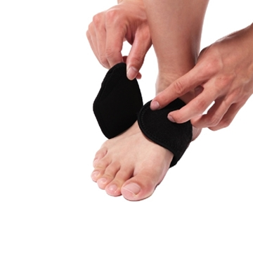 Picture of SENTEQ TPR gel arch support pad (2pcs)