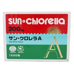 Tisco Sun Chlorella A (1500 tablets)