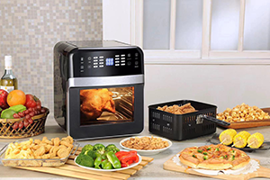 News: 【3月半價優惠】氣炸鍋推薦x氣炸鍋食譜介紹 7款在家煮飯必備廚具
