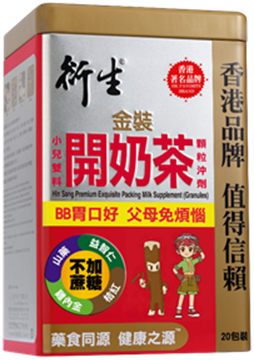 Picture of Hin Sang Premium Exquisite Packing Milk Supplement (Granules) 20 packs