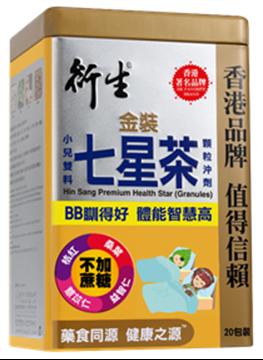 Picture of Hin Sang Premium Health Star (Granules)