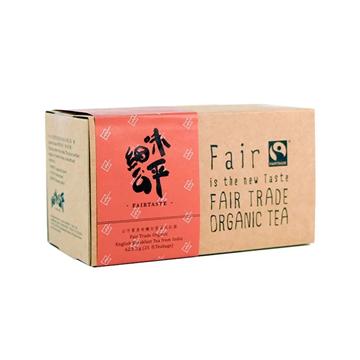 图片 有机英式红茶 (2.5g x 25茶包)