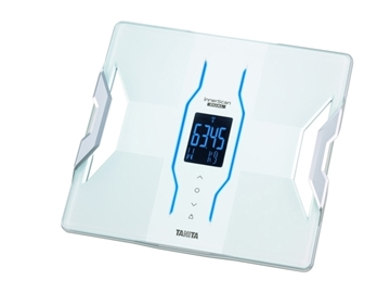Picture of TANITA RD-953 DUAL FREQUENCY BODY COMPOSITION MONITOR (WHITE)