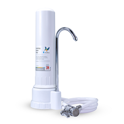 Doulton M12 Series DCP101 + BTU 2501 Counter Top Water Filtering System