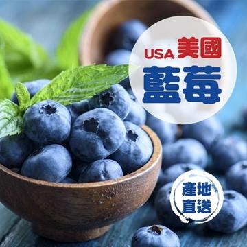 图片 Fresh Checked 美国蓝莓 2盒 (125克x2)