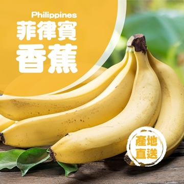 Picture of Fresh Checked Philippines Banana (5 pieces)