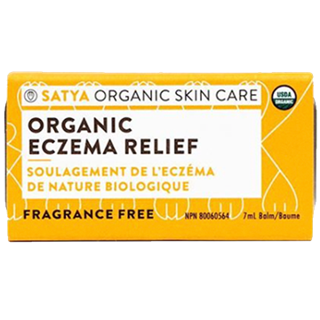 Picture of SATYA Organic Eczema Relief - Travel pack