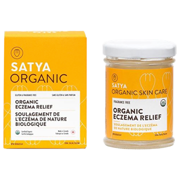Picture of SATYA Organic Eczema Relief - Family pack